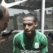 """Jeison Lucumí: """"Uno siempre trabaja para el equipo y no al revés"""""""