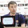 """Luis Enrique: """"El equipo está hecho de campeones"""""""