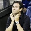 """Luis Milla: """"El Zaragoza, sobre todo en su campo, tiene que mandar en los partidos"""""""