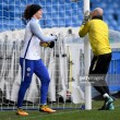 David Luiz left out of Chelsea XI as Blues face West Brom