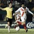 """Adrián Luna: """"Estoy contento por el triunfo y mi primer gol"""""""