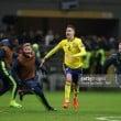 Italy (0) 0-0 (1) Sweden: Meatballers shock Azzurri to reach World Cup Finals