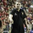 """Luxemburgo elogia desempenho do time e afirma: """"Falamos do Sport e esquecemos do Flamengo"""""""
