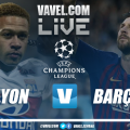 Resultado Lyon x Barcelona pelas oitavas de final da Champions League (0-0)