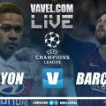 Olympique de Lyon vs Barcelona en vivo y en directo online en Champions League 2019