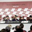 MotoGP, Motegi: le dichiarazioni dei piloti in conferenza stampa