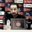 """Pablo Machín: """"Hemos generado lo suficiente para sacar 1 punto"""""""