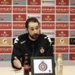 """Pablo Machín: """"Queremos luchar hasta el final para ponernos en el 'playoff'"""""""