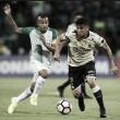 La despedida 'verdolaga' de la Copa Libertadores fue a ritmo de 'Mac10'