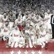 El Madrid revalida título de Liga y firma su segundo doblete consecutivo
