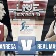 Resultado ICL Manresa - Real Madrid Baloncesto en Liga Endesa 2016 (70-102)