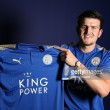 Leicester City wrap up Harry Maguire deal