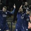 Leicester supera Copenhague em jogo tranquilo e encaminha classificação na UCL