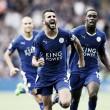 Riyad Mahrez commits future to the Foxes
