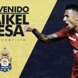 Maikel Mesa, nuevo refuerzo para el cuadro amarillo