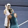 Juntas após sete anos, Makarova/Hradecka superam Mertens/Schuurs na final em Cincinnati