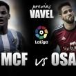 Málaga CF – CA Osasuna: licencia para soñar