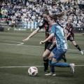 El Málaga empata de la manera más cruel (1-1)