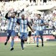 El Málaga es el único equipo que no ha marcado fuera de casa en la presente temporada