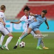 Olympique Lyonnais (3) 0-1 (2) Manchester City: Lyon secure all French final