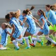 Manchester City 2-0 Chelsea: City seal WSL title with convincing win