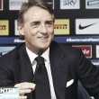 """Mancini: """"Abbiamo meritato, la squadra si sta costruendo. Il Rimpianto? Forse alla fine"""""""