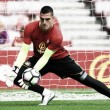 Vito Mannone ruled out for at least three months