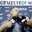 Mano vê justiça em empate diante do Uberlândia e admite queda de rendimento do Cruzeiro