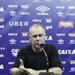 """Mano confirma baixas contra Vasco e avalia rixa política no Cruzeiro: """"Não é bom"""""""
