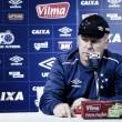 De volta à equipe, Mano considera resultados positivos do Cruzeiro como questão de tempo