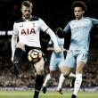 Manchester City vs Tottenham en vivo y en directo online en Premier League 2017