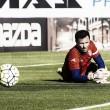 Manu Herrera, el mejor frente a la SD Ponferradina según la afición