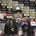 """Diego Maradona:""""Ningún encuentro ha sido fácil, vamos a demostrar que estamos preparados"""""""