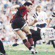 A 23 años del estreno 'leproso' de Maradona