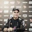 Marcelo Oliveira exalta resultado e superação dos jogadores no jogo de ida da semifinal
