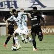 """Após garantir empate heróico, Marcos Vinicius comemora: """"Lutamos até o fim"""""""