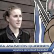 """Mariasun Quiñones: """"Mi intención es ir a aprender"""""""
