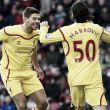 Il vento del Nord-Est inglese spinge il Liverpool alla vittoria