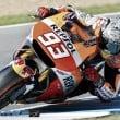 Márquez y Pedrosa aprovechan su primer día de pruebas en Jerez
