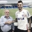 """Ex-Figueirense, zagueiro Marquinhos é apresentado no Avaí: """"Um novo ciclo"""""""
