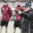 """Martín Monreal: """"Hay que darle ritmo al partido desde el principio"""""""