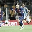 Puntuaciones FC Barcelona – Málaga CF, 9ª jornada de Liga