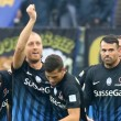 Luce spenta per De Boer: l'Inter crolla 2-1 contro l'Atalanta e trova la terza sconfitta in campionato