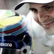 Felipe Massa, modo 'corrida desligado'