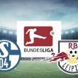 Schalke 04 vs Leipzig en vivoy en directo online en Bundesliga 2017 (0-1)