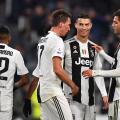 La Juventus celebrando uno de los dos goles. juvnetus.com