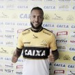 """Apresentado no Criciúma, Paulinho mira acesso à Série A: """"Não pode ser diferente"""""""