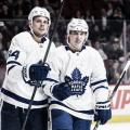 Auston Matthews, Mitch Marner Maple Leafs (Photo courtesy of Toronto Star.com)