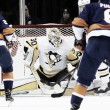 Metropolitan Division goalies gear up for playoffs while looking to find consistency