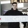 Maxi Gómez ya está en Vigo